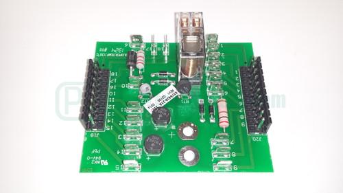 F370430-1P Door Lock Board 110-120V