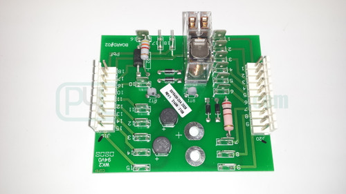F370430-3P Door Lock Contol Board 220V