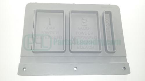 F200270500 Dispenser Lid Gray
