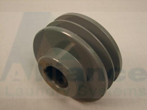 F0280385-00 Pulley 2 Belt-3V 3.00 Od .875 Id 40-60Lb
