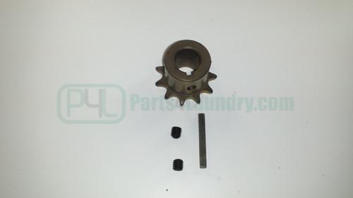 M401365P Sprocket 11 Teeth Metal