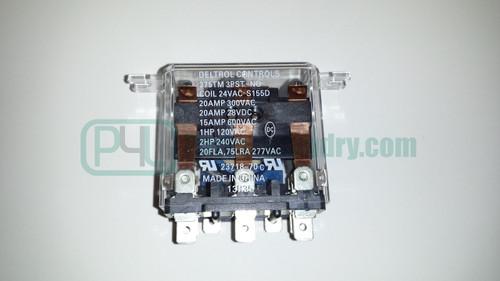 70210901PL Motor Relay 24V 50 / 60Hz 3Pst