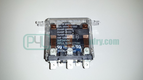 70210901PL Motor Relay 24V 50 / 60Hz 3Pst ( Aftermarket )