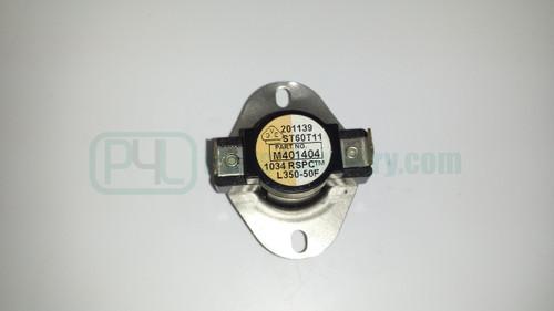M401404 Thermostat Limit 350?øF Tan/white