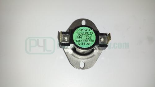 M411307 Thermostat 155?øF Green