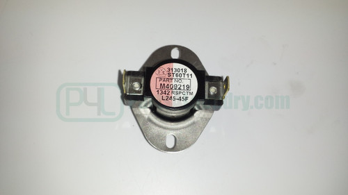 M409219 Thermostat Limit 245?øF Pink/white