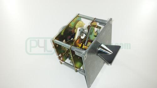 M405138P Square Coinmeter .25-10Min 120/60
