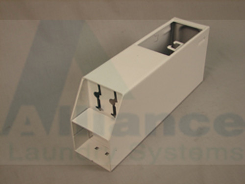 38724W Metercase Assembly White Drop