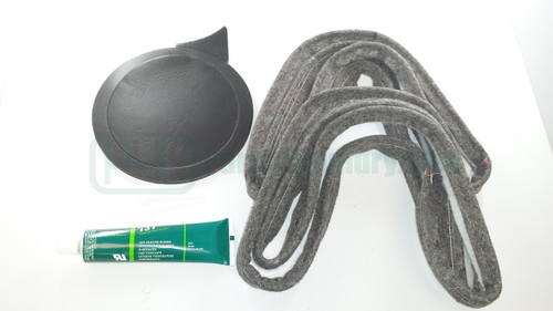 RB170001 510207 Cylinder Seal Kit With Adhesive