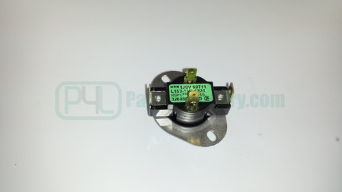 D504515 Thermostat Green