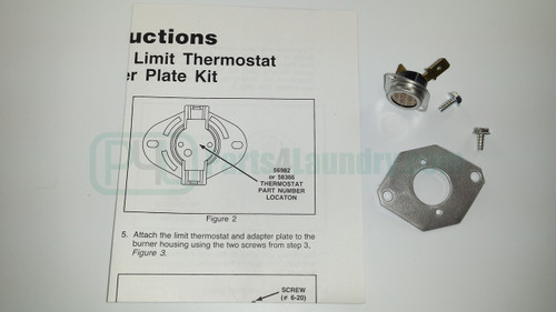 489P3 Thermostat Kit & Plate