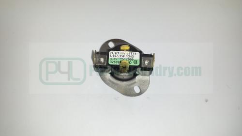 512005 Thermostat Green / White