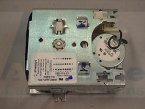 38881P Timer 115V 60Hz 5 Cycle