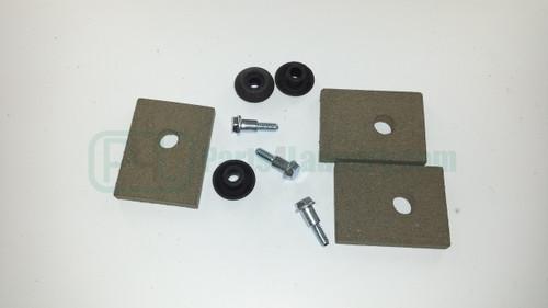 548P3 Brake Pad Kit With Screws