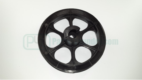 202795 38143 Spin Agitate Pulley Black