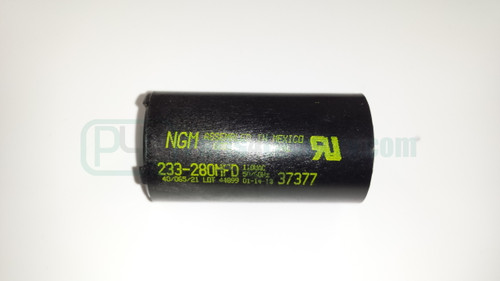 37377 Topload Capacitor