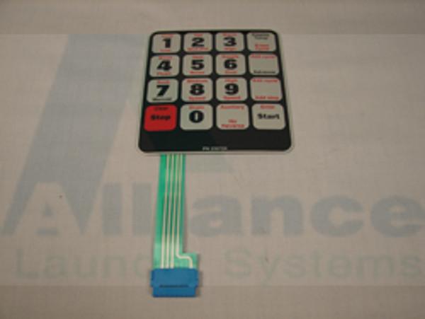 F230724P Decal Touchpad Overlay We6 Uw/uf