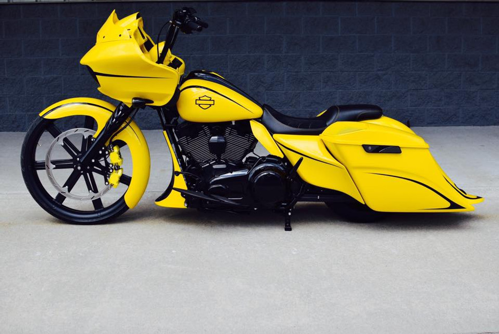 2015 and up Road Glide Fairing Mount