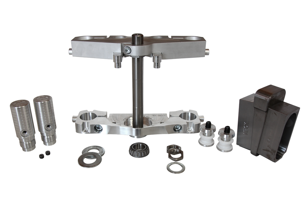"""26"""" Wheel Easy Weld In WEDGE Kit for 2008 and below Harley-Davidson Touring"""