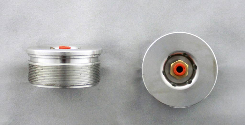 49mm Air Cap Set for 2014-2021 HD Touring
