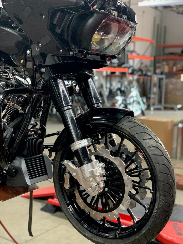 performance front suspension - Bagger, Dyna or Softail