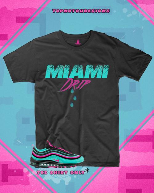 Miami Drip Tee