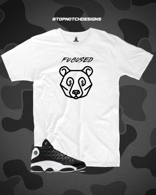 Focused Bear Tee