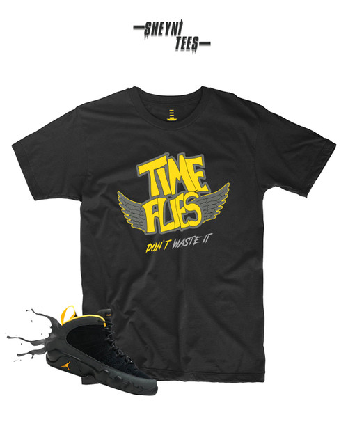 Time Flies Short Sleeve Tee