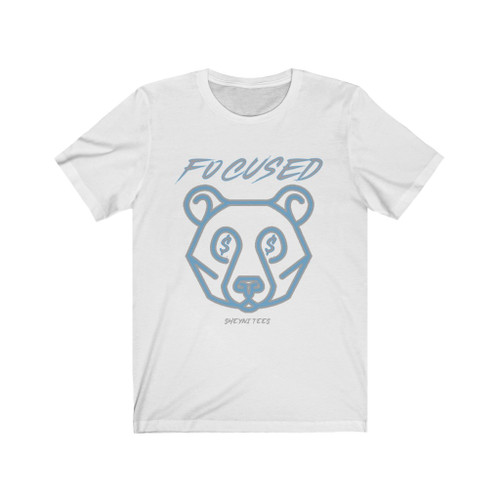 Focused Hyper Royal Tee