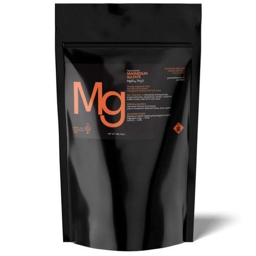 Magnesium Sulfate (MgSO4) Aquarium Fertilizer - 1lb Bag