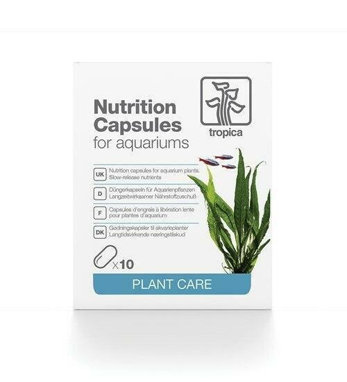 Tropica Nutrition Substrate Capsules - Root Tabs for Aquarium Plants