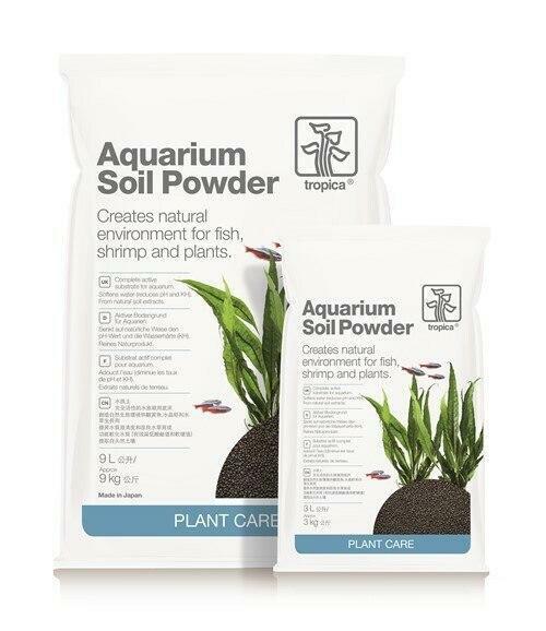 Tropica Soil Powder - Fine Grain Substrate