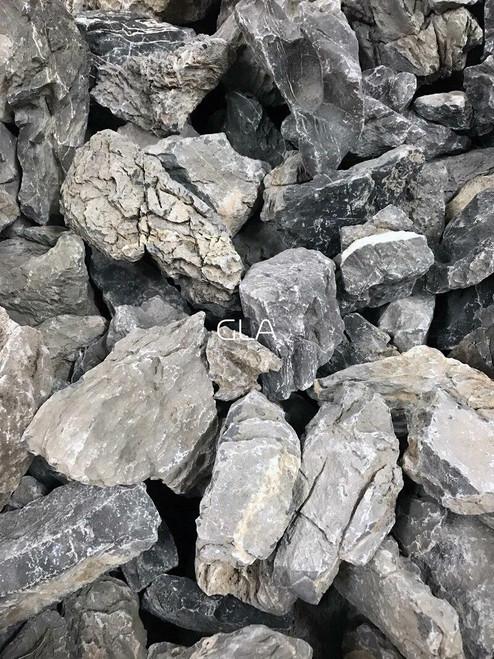 Seiryu Stone - $6/lb