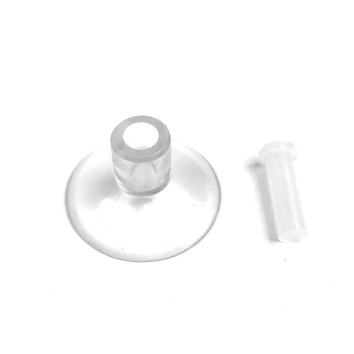Suction Cup & Silicone Plug for Cal Aqua Labs - Oracle