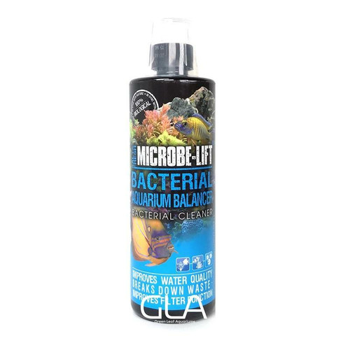 Beneficial Bacteria Balancer for New Tanks (Microbe Lift)