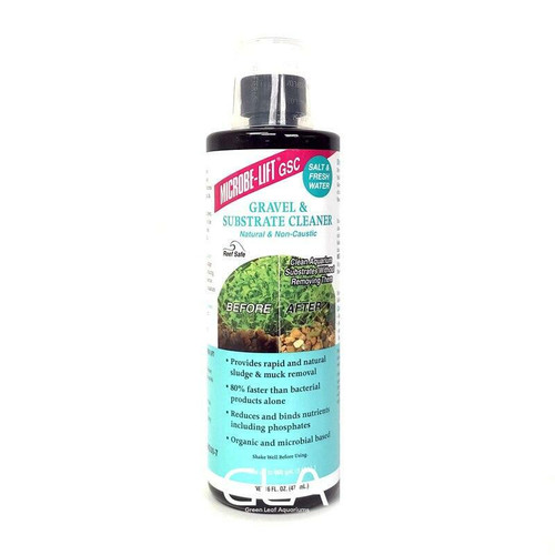 Aquarium Gravel And Substrate Cleaner (Microbe Lift)