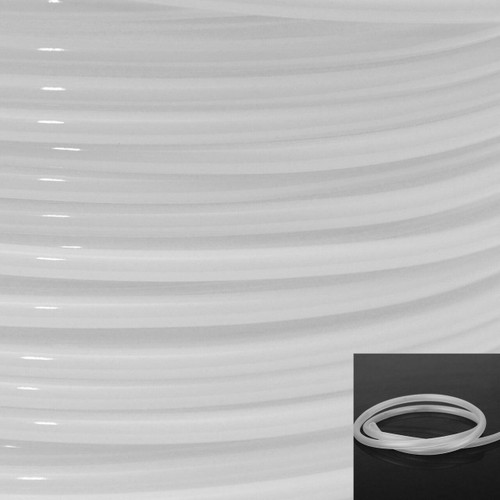 Clear Soft Tubing for Low Pressure CO2 Diffusers (10 Feet)