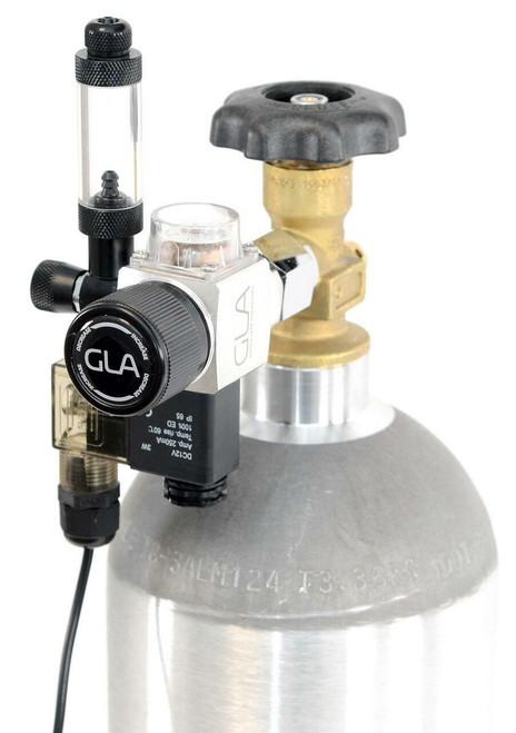 GLA GRO Aquarium CO2 Regulator (DIN477)