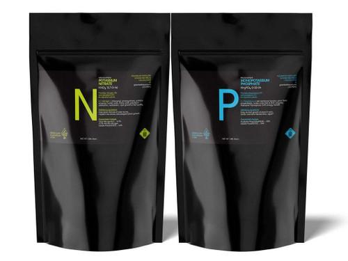 Reef Tank Fertilizer Package (KNO3 & KH2PO4) - Bags
