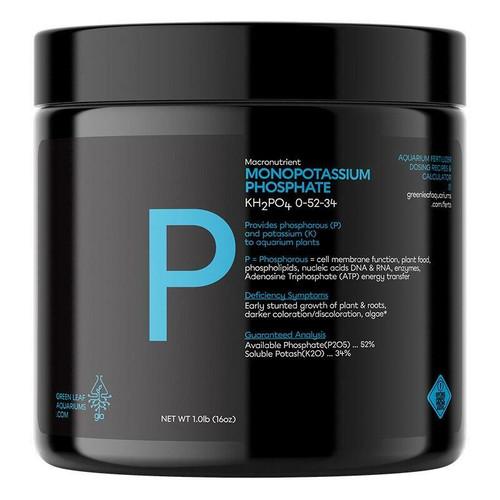 Monopotassium Phosphate (KH2PO4) Aquarium Fertilizer - 1lb Jar