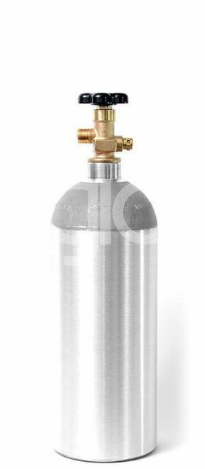 5lb CO2 Tank - Aquarium CO2 Cylinder