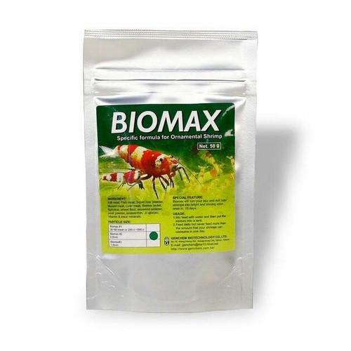 Biomax #2 - Daily Shrimp Food (Juvenile Shrimp)