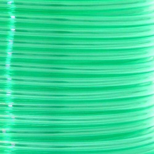 Transparent Green CO2 Resistant Aquarium Tubing (10 feet)