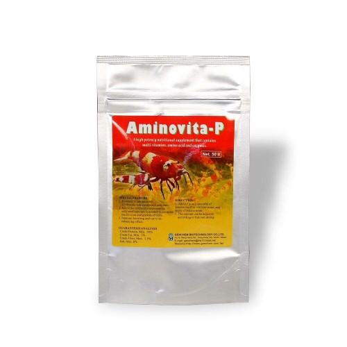 Aminovita-P - Vitamin Supplement (Shrimp and Fish)