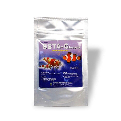 Beta-G - Functional Supplement (Shrimp and Fish)