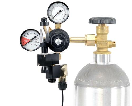 GLA PRO-1 Aquarium CO2 Regulator (Modular Manifold)