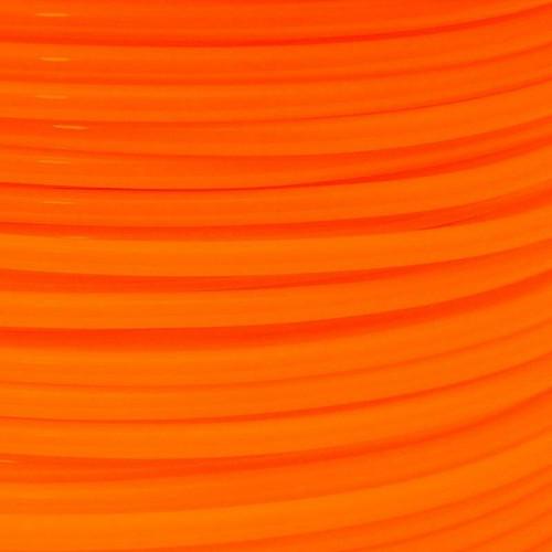 Orange CO2 Resistant Aquarium Tubing (10 feet)