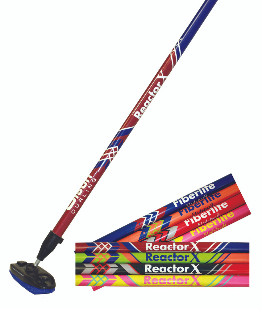 ReactorX Fiberlite Broom