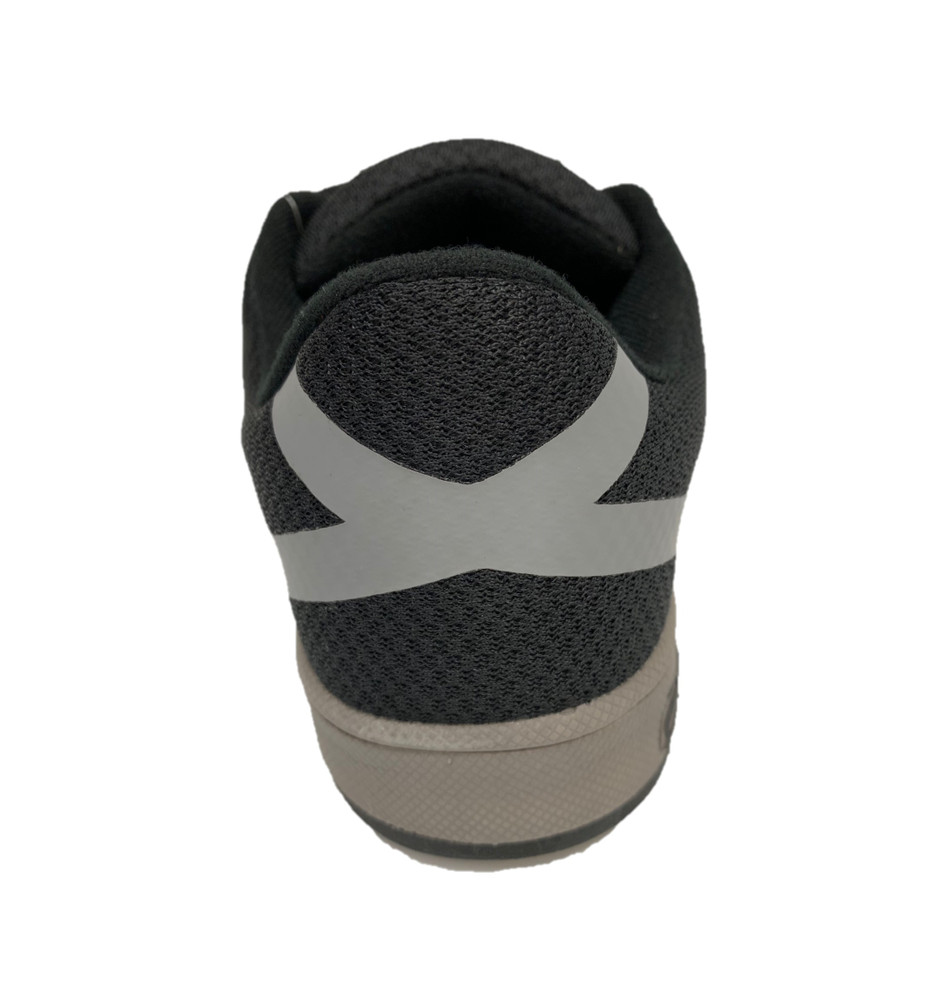 Jack - CrossKicks Black/Grey Double Gripper