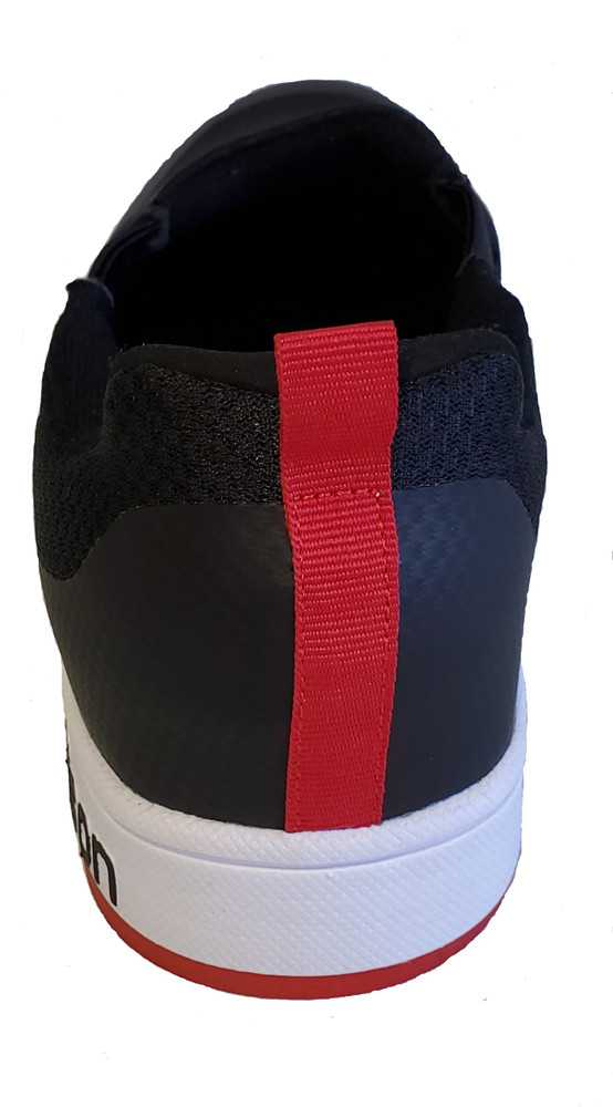 Jill - ZAPA Black/Red Double Gripper